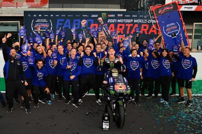 What do Yamaha believe is the key to Quartararo's title?
