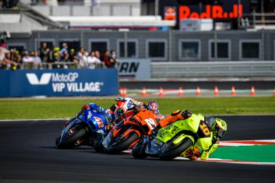 Other Battles from the Red Bull Emilia Romagna Grand Prix